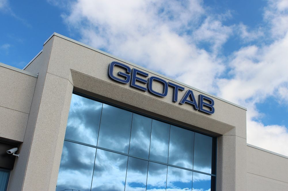 Geotab, телематика