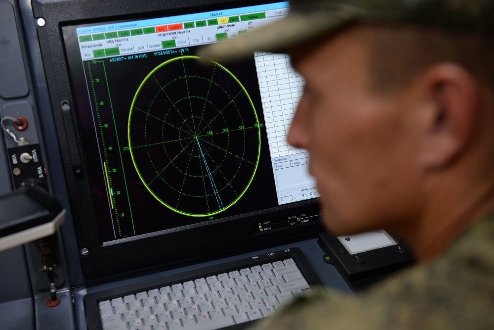 GLONASS и GPS мониторинг