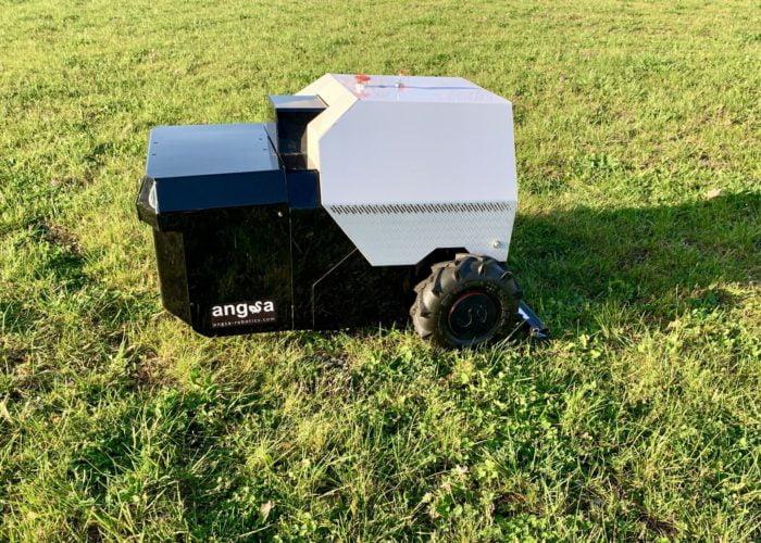 робот-мусорщик